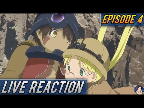 Made In Abyss Episode 4 LIVE Reaction/Discussion -