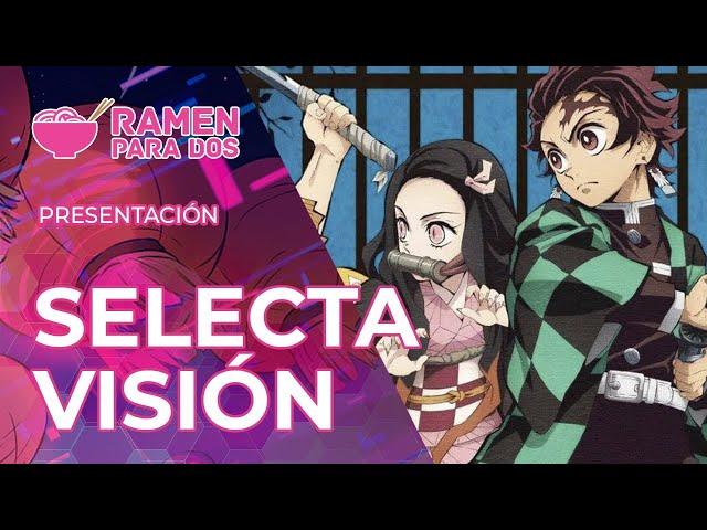 PRESENTACIÓN DE NOVEDADES SELECTA VISIÓN | MANGA BCN Limited Edition