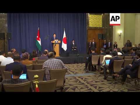 Abe on Japan, China, South Korea summit