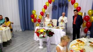 золотая свадьба 50