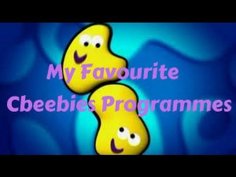 My Favourite Old Cbeebies Programmes