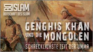 Genghis Khan & Die Mongolen ᴴᴰ ┇ Schrecklichste Zeit Der Umma ┇ BDI