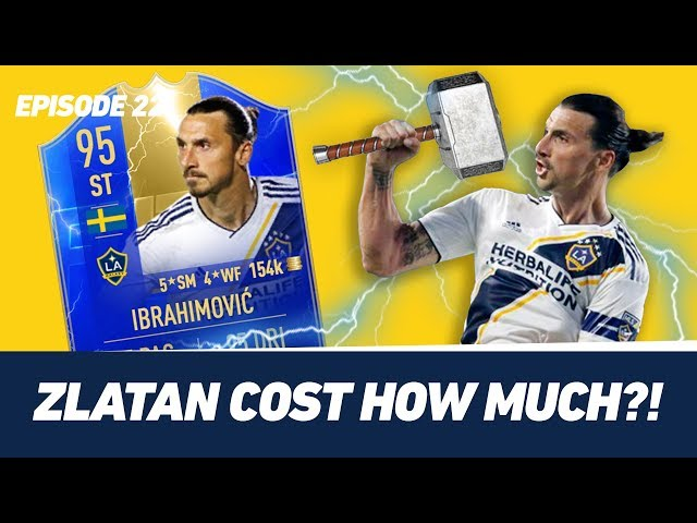 95 RATED ZLATAN COST HOW MUCH?