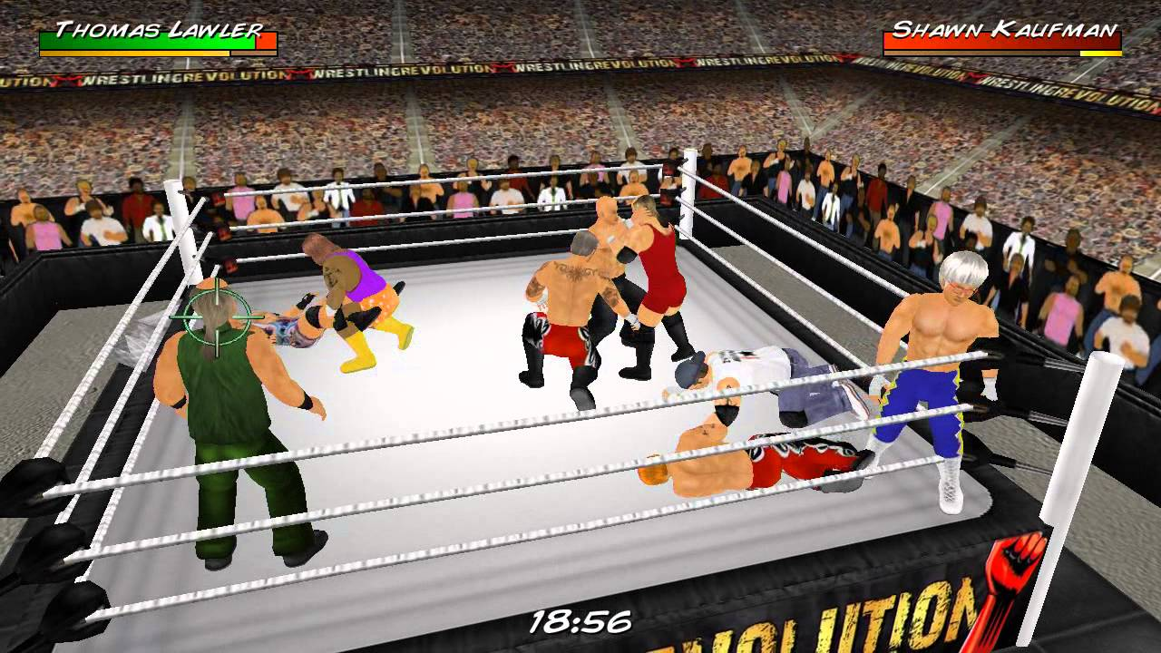 Wrestling Revolution 3D APK Game Download - Download Latest