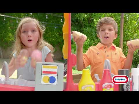 Little Tikes 2-in-1 Food Truck | Toys R Us Canada