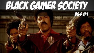 [BGS] Black Gamers Society Podcast Episode #1 | E3, Xbox VS PS4, Call of Duty WWII, GTA 5,  Nintendo