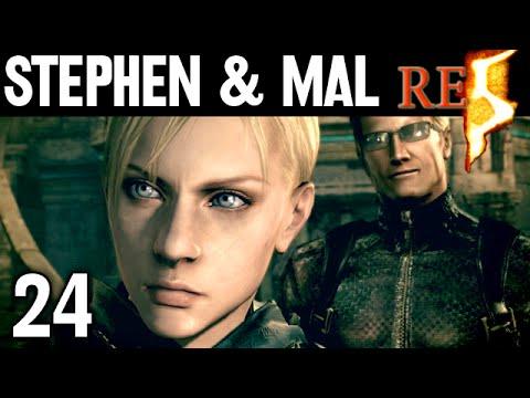 The Nightmare Ended - Resident Evil 5 Walkthrough Part ...