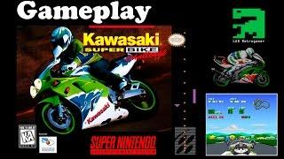 Kawasaki Superbike Challenge - Super Nintendo
