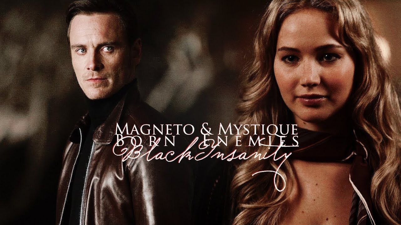 magneto & mystique | insanity & amanda • war - YouTube X Men First Class Magneto And Mystique