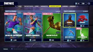 TODAY SHOP PAZZESCO!!! SKIN OF THE WORLD! - Fortnite Shop Daily - Friday 15 June 2018