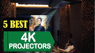 5 Best 4K Projectors 2018 | Best 4K Projectors Reviews | Top 5 4K Projectors
