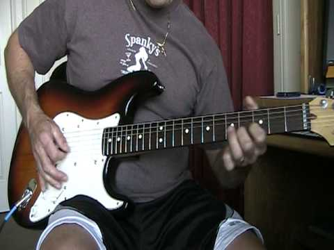 How Could You Want Him (When You Know You Could Have Me) - Spin Doctors (Guitar Cover) mp3