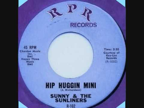 Sunny & The Sunliners* Sunny And The Sunliners - Talk To Me / Every Week, Every Month Every Year