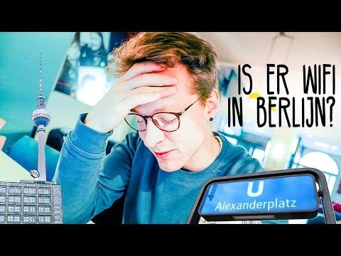 IS ER WIFI IN BERLIJN? - JANuari #20
