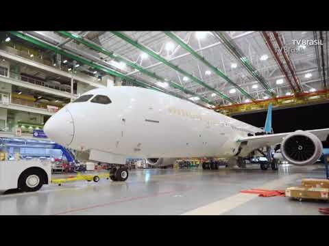 Embraer e Boeing anunciam união em empresa de aviação comercial