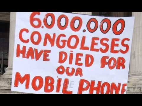 VoR Debate: The Congo mining enormity and the shame of mobile phone makers