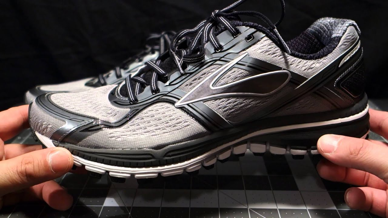 b8408a88c01 Brooks Ghost 8 Running Shoes Review - YouTube