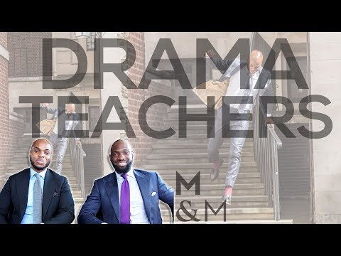 What To Wear – Drama Teachers | Men's Style Advice