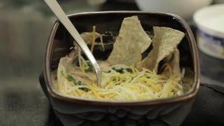 Refried Beans & Sour Cream Hot Dip : Bean Dips