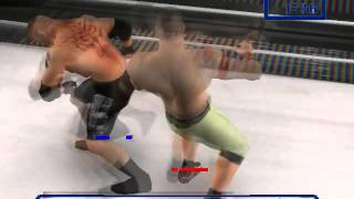 Lets play wwe ultimate impact 2015 of shayan ali