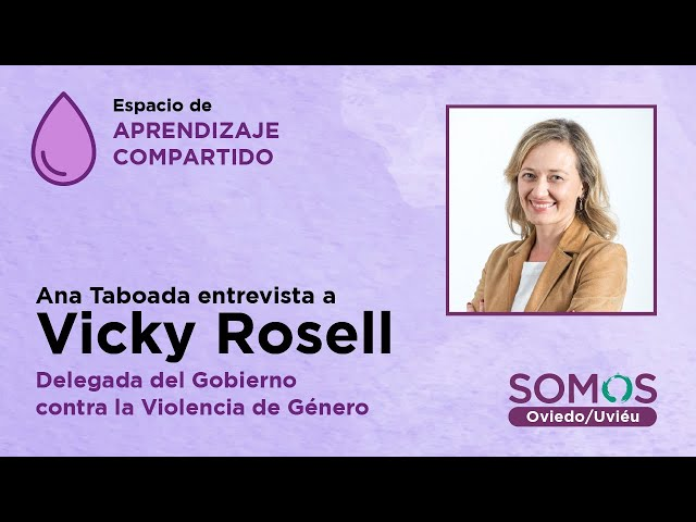 Entrevista a Vicky Rosell