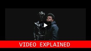 Lost in the Fire Weeknd Video Explained