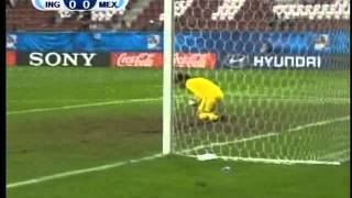 Mundial fem. U-20 2010 - Res. Inglaterra vs México 1/2