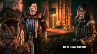 The Witcher 2: Assassins of Kings -  Enhanced Edition New Elements Trailer