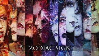 Art Cancer zodiac sign