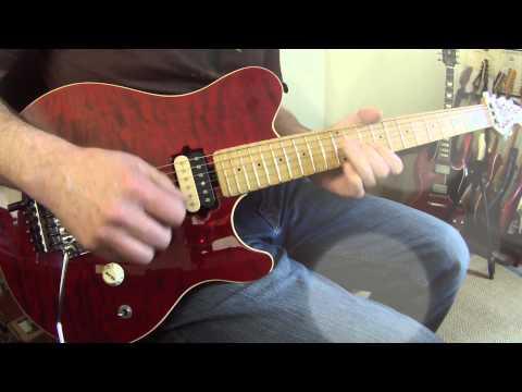 Ernie Ball Music Man Axis & Guitar Rig 5.