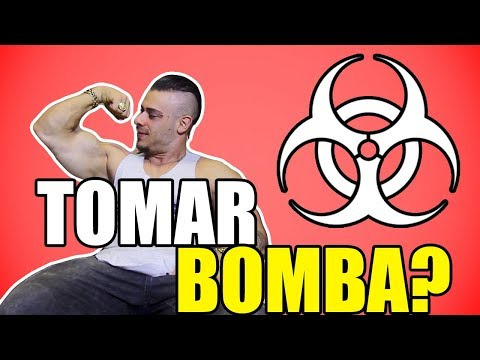 VLOG DO MONSTRO - TOMAR BOMBA?