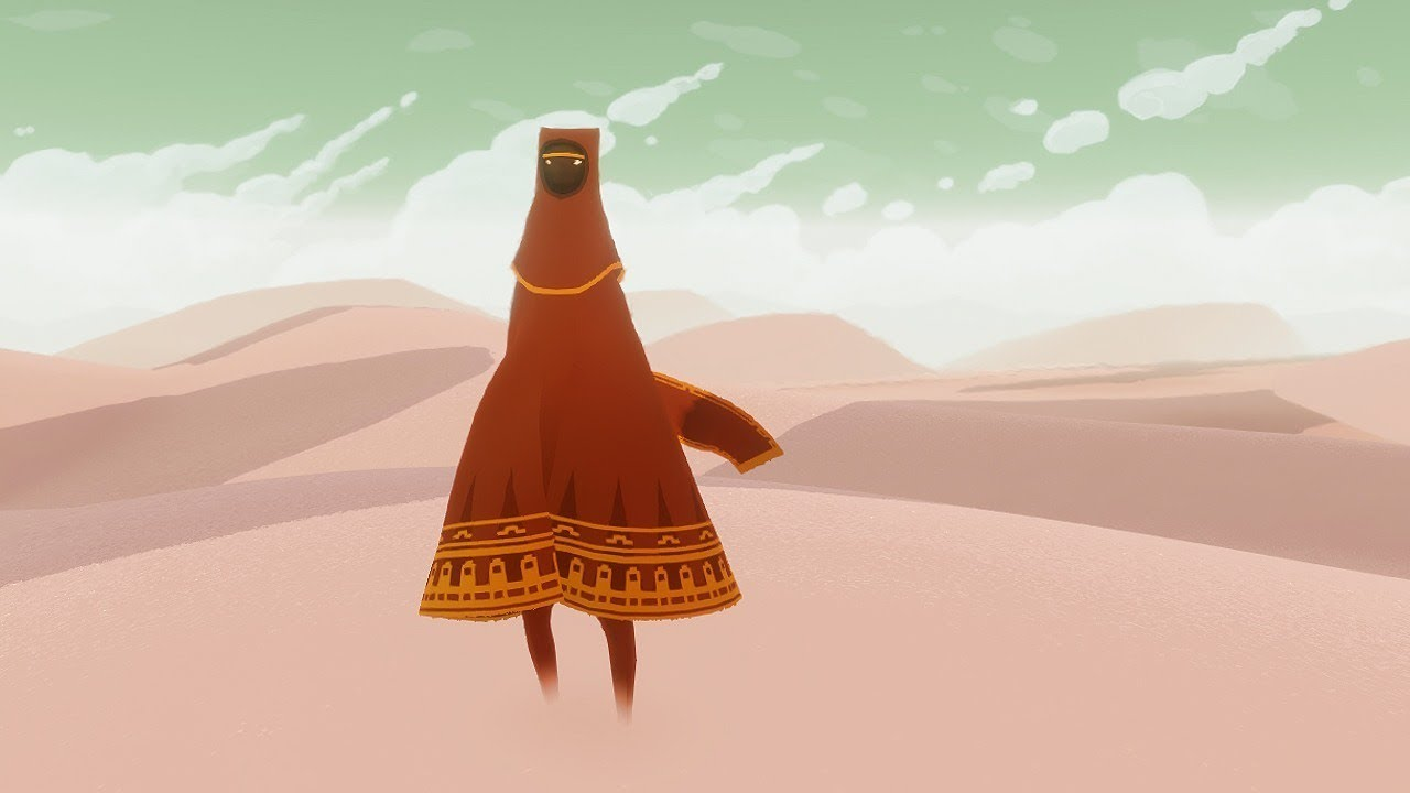 Jenova Chen on Whether or Not He'll Ever Be Able to Top Journey – IGN Unfiltered