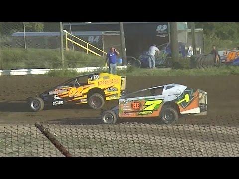 Sportsman Heat Two | Genesee Speedway | 9-3-16