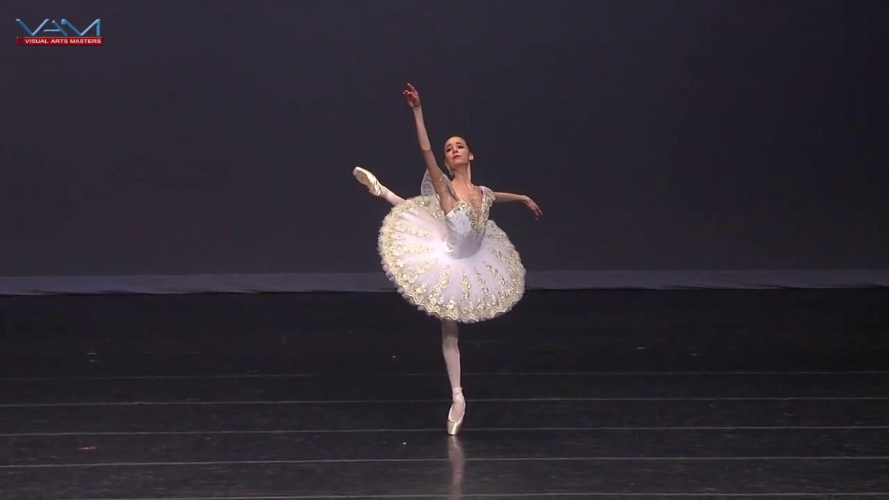 Alina Taratorin (15) YAGP NYC Finals 2018. Paquita Variation. Bayer Ballet Acdemy
