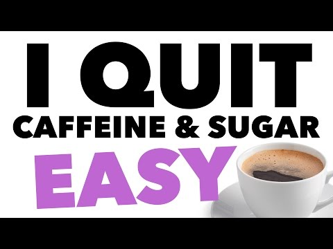 How I Quit Caffeine, Sugar, and Meat Easily - BEXLIFE