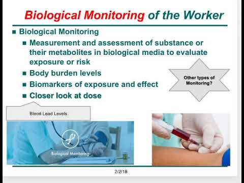 Industrial Hygiene Sampling Strategy 2018