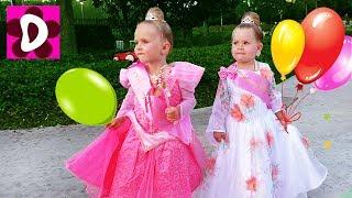 Diana Transform into Disney Real Princess at the Bibbidi Bobbidi Boutique