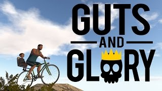 Guts and Glory - HAPPY WHEELS В 3D?!