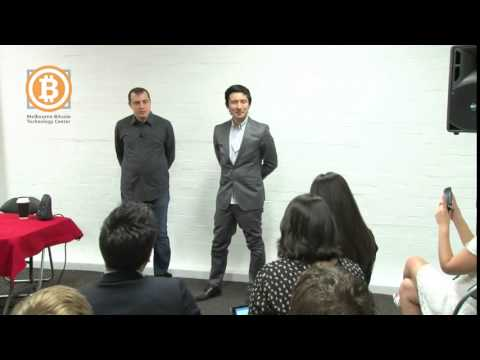 Andreas Antonopoulos talks Bitcoin @ Melbourne Bitcoin Technology Center Full