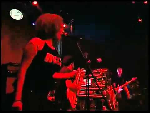 JD Fortune/INXS - Hot Girls [ Live in Sofia 01/june/2007 )