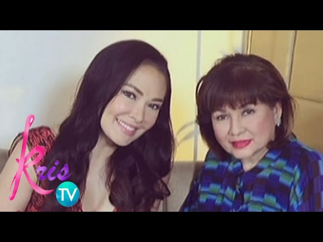 Kris TV: Annabelle's advice to Ruffa