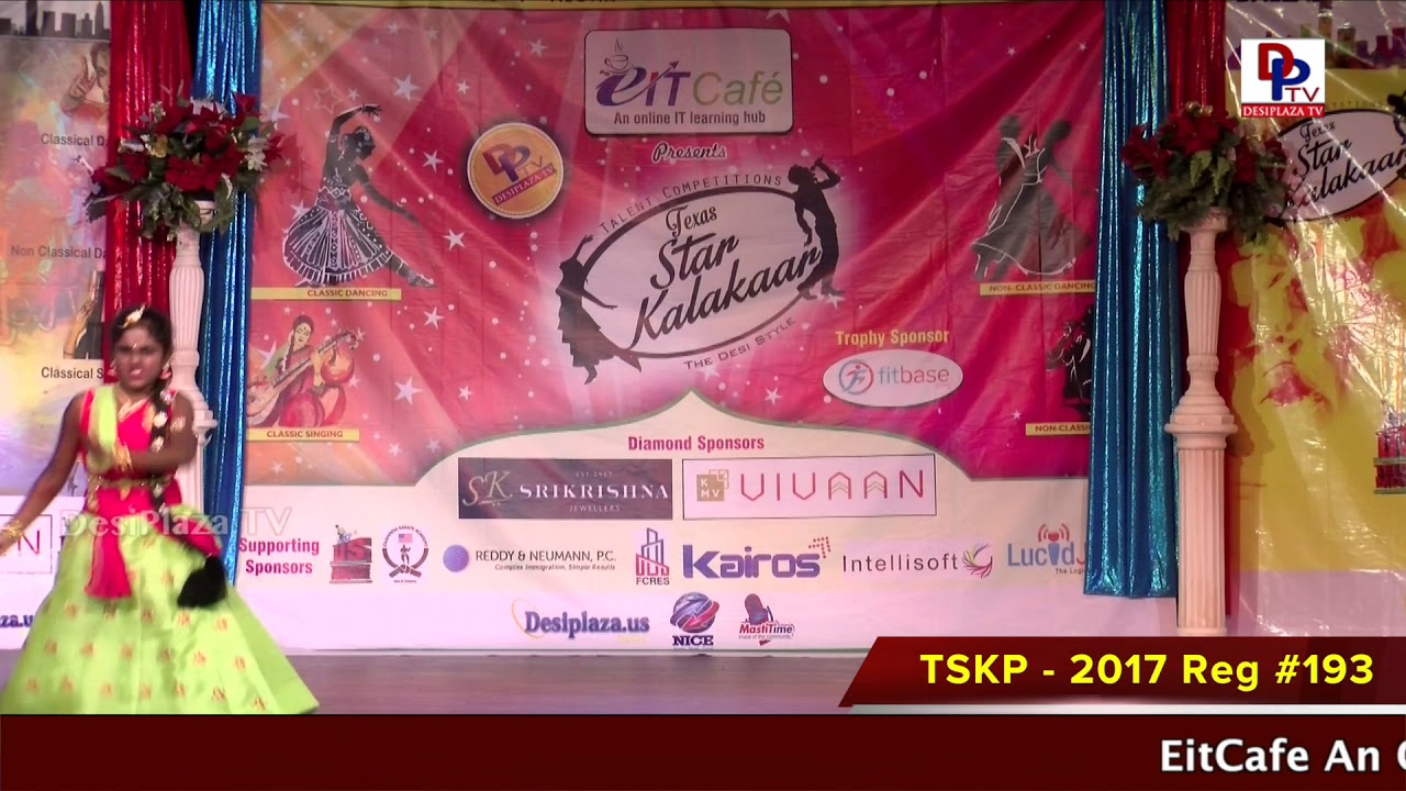 Star Kalakaar Night - 2017 Performance - Reg# TSKP2017193