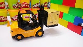 Toy Forklift Truck for Kids RC Truck Toy