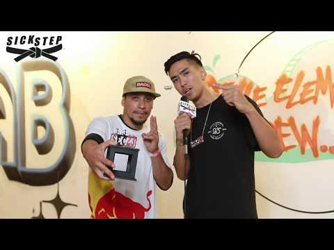 ROXRITE - RENEGADE ROCKERS- INTERVIEW AT STYLE ELEMENTS 23RD ANNIVERSARY