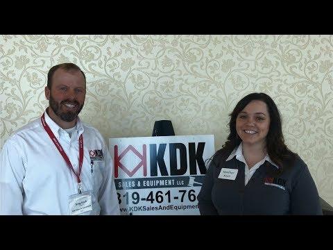 Husband & Wife Farm Equipment Dealers In Iowa