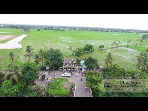 mandapeta Arial View