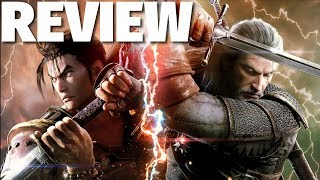 Soulcalibur VI Review – Sexy High Caliber Fighting (Video Game Video Review)