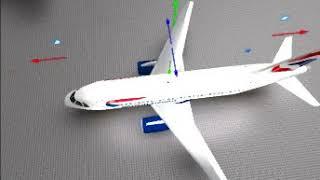 Roblox British Airways Lackierung (Fail) Flugzeugpanne