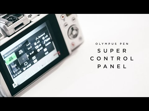 The Most Important thing to turn on in your Olympus PEN camera settings!