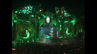 Armin Van Buuren - Blah Blah Blah @Untold 2018 live fireworks